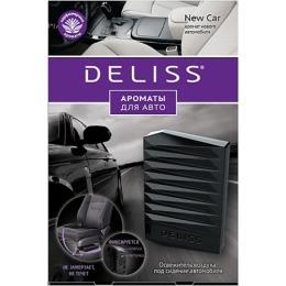"""Deliss освежитель воздуха """"New car"""" под сидение автомобиля, 40 г"""