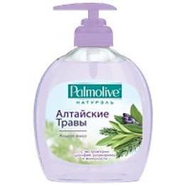 """Palmolive мыло жидкое """"Алтайские травы"""" с экстрактами шалфея, розмарина и жимолости, 300 мл"""