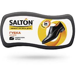 Salton губка волна для гладкой кожи черный