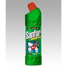 """Sanfor универсальное средство для чистки и дезинфекции """"Лимон"""", 500 мл"""