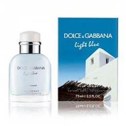 "Dolce & Gabbana туалетная вода мужская ""Light Blue Stromboli"", 125 мл"
