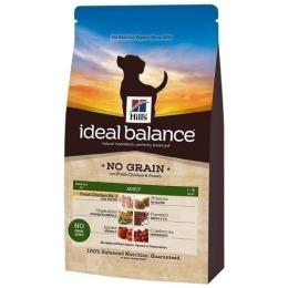 """Hill's корм для взрослых собак """"Ideal balance"""" без зерновой курица/картофель"""