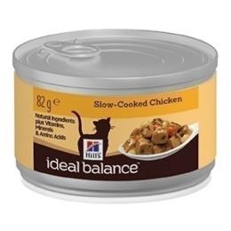 "Hill's корм для взрослых кошек ""Ideal balance"" с курицей"