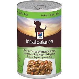"Hill's корм для взрослых собак ""Ideal balance"" индейка/овощи"