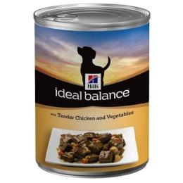"""Hill's корм для взрослых собак """"Ideal balance"""" курица/овощи"""
