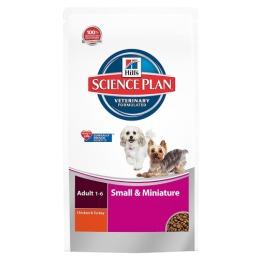 "Hill's корм для пожилых декоративных собак ""Science plan"" 7+ курица/индейка"