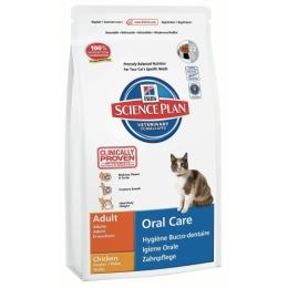 """Hill's корм для кошек  """"Science plan"""" для зубов"""