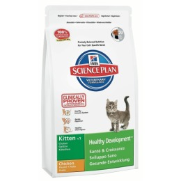"""Hill's корм для котят """"Science plan"""" с курицей"""