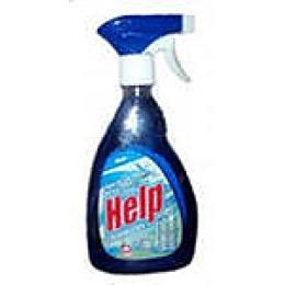 """Help средство для мытья стекол """"Свежий озон"""" с распылителем, 500 мл"""