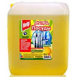 "Help средство для мытья посуды ""Лимон"", 5 кг"
