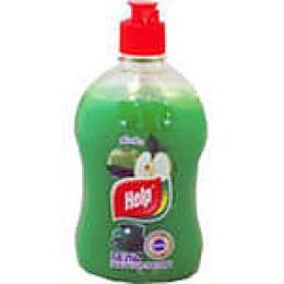 """Help средство для мытья посуды """"Минута. Яблоко"""", 500 мл"""
