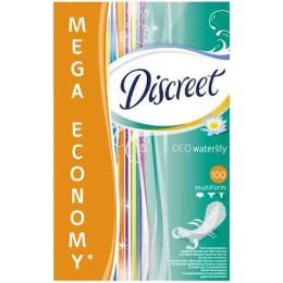 """Discreet прокладки """"Део Водная лилия"""", 100 шт"""