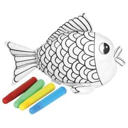 """Мир детства игушка-раскраска """"Рыбка-чудесница"""""""