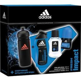 """Adidas набор мужской """"Фреш Импакт"""""""