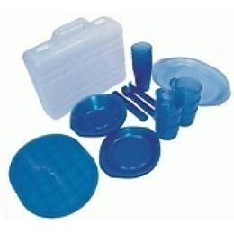 Forester набор для пикника пластиковый в чемоданчике