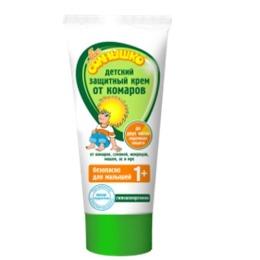 Мое солнышко крем от комаров детский защитный, 50 мл