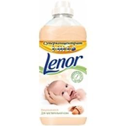 """Lenor концентрат для белья """"Миндальное масло для чувствительной кожи"""", 1 л"""