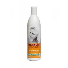 """Organic people бальзам-био для волос """"Активное восстановление"""", 360 мл"""