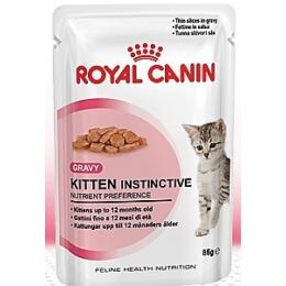 "Royal Canin влажный корм для котят ""Kitten Instinctive"", 85 г"