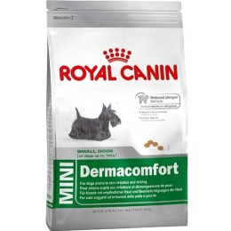 "Royal Canin корм для собак мелких размеров ""Mini Dermacomfort"", 4 кг"