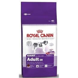 """Royal Canin корм для собак очень крупных размеров """"Giant Adult"""", 15 кг"""