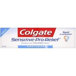 """Colgate зубная паста """"Sensitive Pro-Relief отбеливающая"""", 50 мл"""