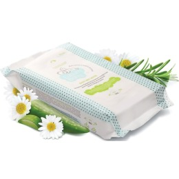 Lallum Baby влажные салфетки для детей, 72 шт