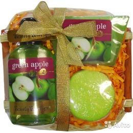 """Boutique d'Elite набор """"Зеленое яблоко-3"""""""