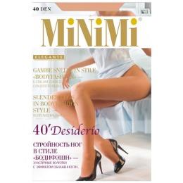 """Minimi колготки """"Desiderio 40"""" caramello"""
