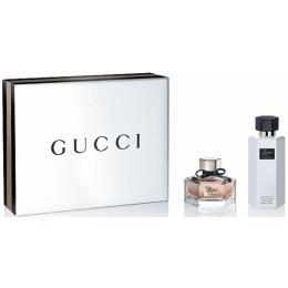 """Gucci подарочный набор """"Gucci Flora"""" парфюмированная вода, 50 мл  + лосьон для тела Gucci Flora, 100 мл"""