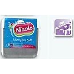 "Nicols салфетка ""Microfiber Soft"" мягкая"