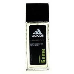 """Adidas парфюмированная вода освежающая для мужчин """"Pure game"""", 75 мл"""