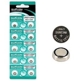 """Energizer батарейка часовая """"Silver oxide"""" 371/370 mbl, 10 шт"""