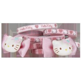 """Hello Kitty набор резинок """"Розовый"""", 8 шт"""