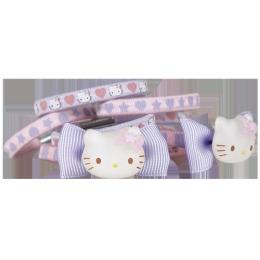 "Hello Kitty набор резинок ""Сиреневый"", 8 шт"