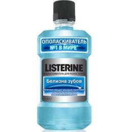 """Listerine Ополаскиватель для полости рта """"Белизна зубов"""", 250мл"""