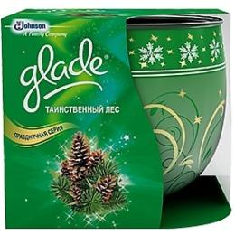 """Glade свеча ароматизированная """"Таинственный лес"""", 120 г"""