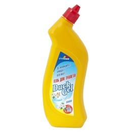 """Блеск гель для чистки унитаза """"Лимон"""", 750 мл"""