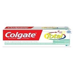 """Colgate зубная паста """"Total12. Профессиональная чистка"""" гель, 100 мл + 50 мл"""