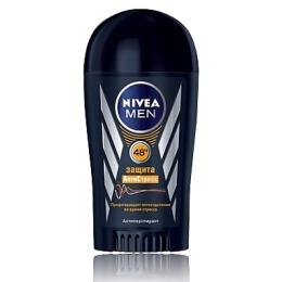 """Nivea дезодорант стик """"Защита антистресс"""" мужской, 40 мл"""