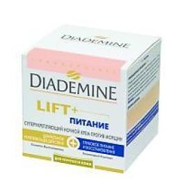 "Diademine крем ночной ""LIFT+"" питание, 50 мл"