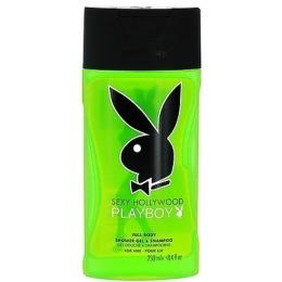 """PlayBoy гель для душа и шампунь для мужчин """"Sexy hollywood"""",  250 мл"""