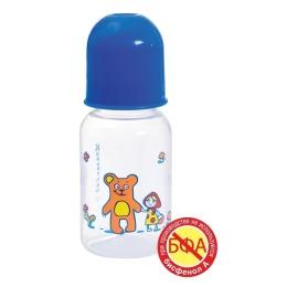 Мир детства бутылочка полипропиленовая с силиконовой соской