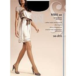 """SiSi колготки """"Miss 20"""" размер 3 nero"""