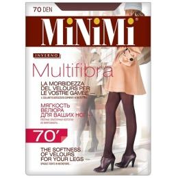 "Minimi колготки ""Multifibra 70"" размер 5 nero"