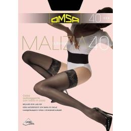 "Omsa чулки ""Malizia 4"" размер 3 nero"