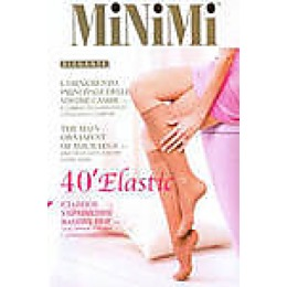 """Minimi гольфы """"Elastic 40"""" 2 пары daino"""