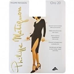 """Philippe Matignon колготки """"Oro 20"""", nero"""