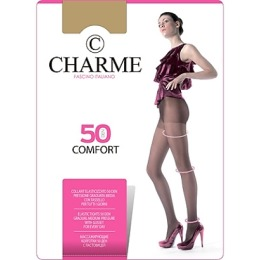 "Charme колготки ""Comfort 50"", cappucino"