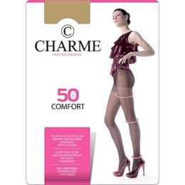 "Charme колготки ""Comfort 50"", bronzo"